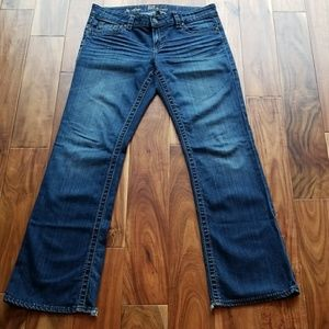Kut from the Kloth So Low Boot Cut Jeans